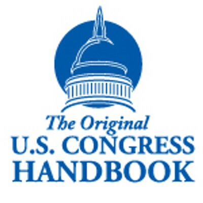 The Original US Congress Handbook