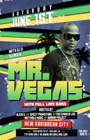 MR VEGAS LIVE IN CONCERT AT NKC