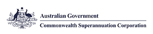 Commonwealth Superannuation Corporation  Australian Government logo