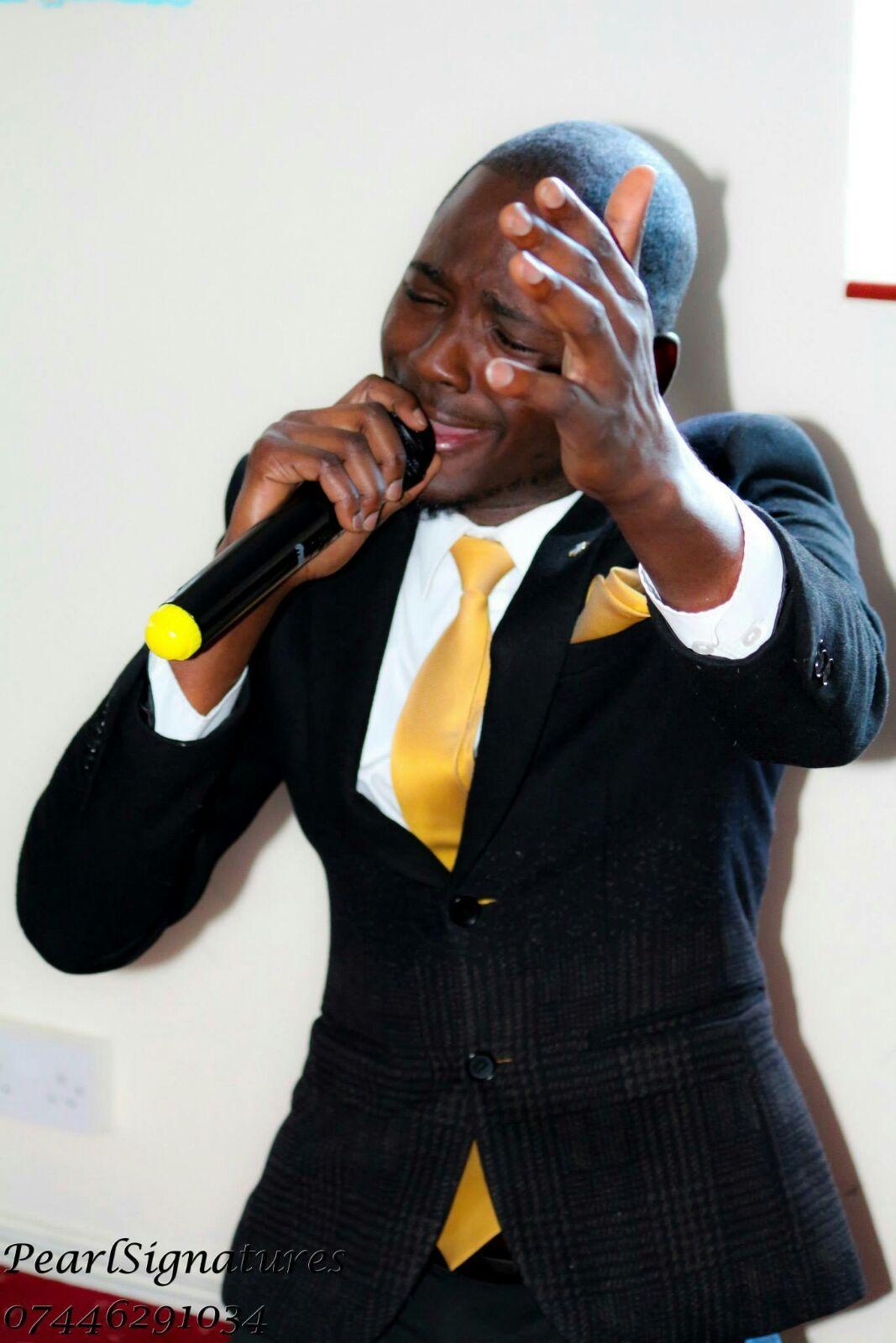 Sistem James - The Ever Afrocentric Gospel Artist