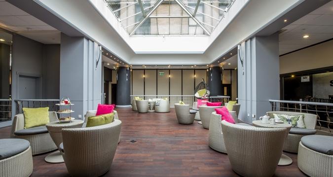 interior Hilton Hotel London