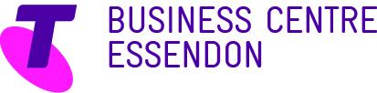 Logo Telstra Business Centre Essendon