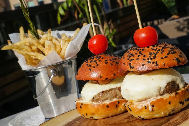 Attic Burger & Fries