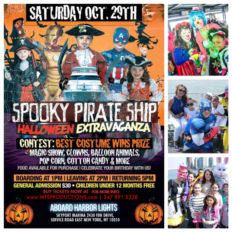 kids party cruise - Halloween For Kids In Nyc