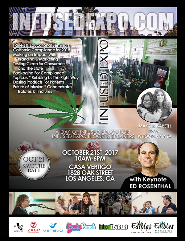 Infused Expo 2017
