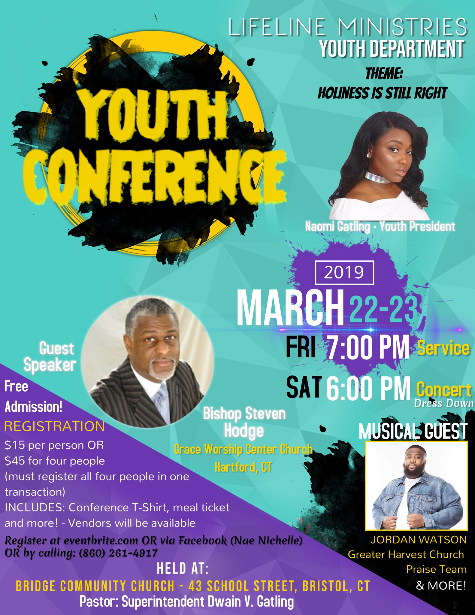 Youth Conference 2019