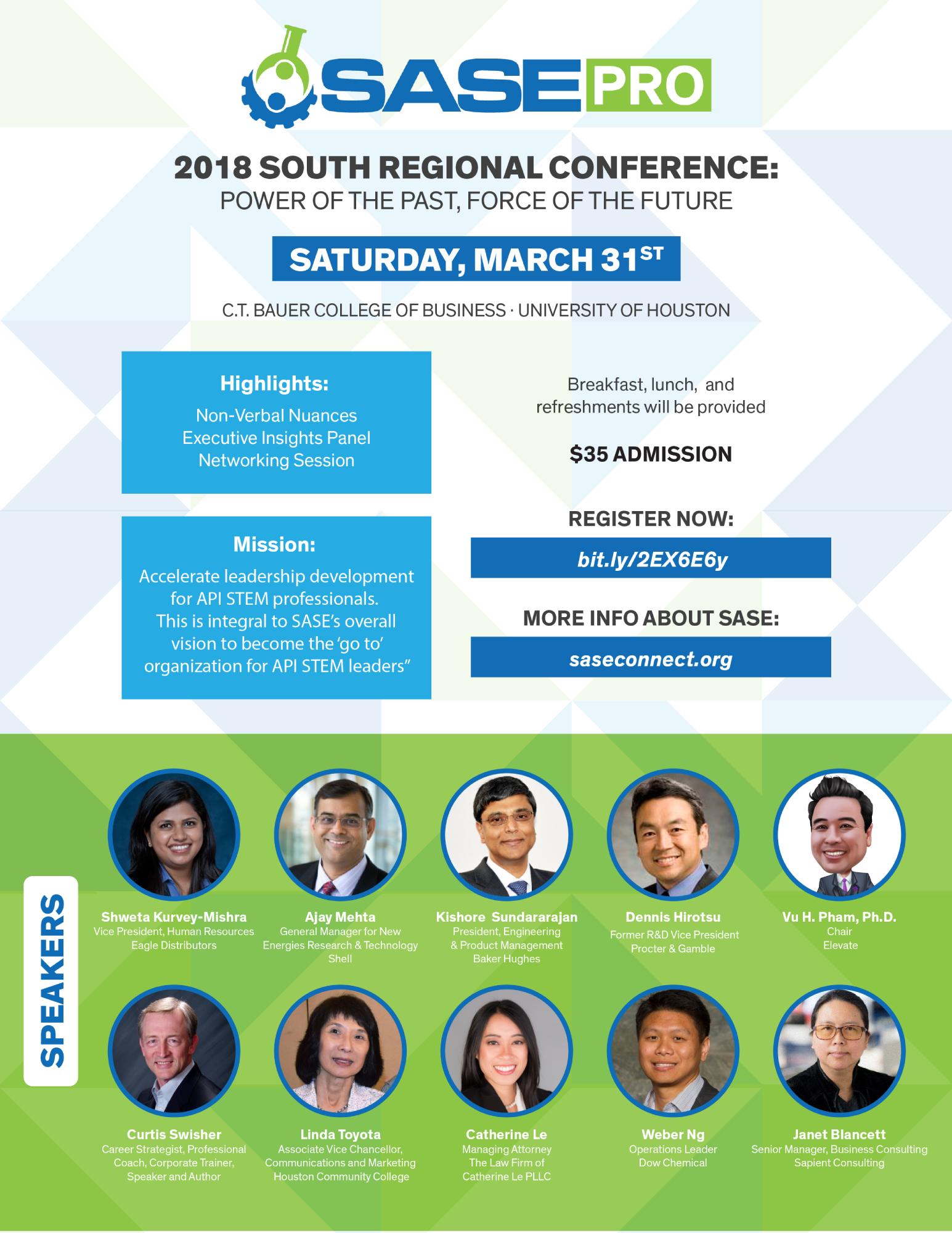 SASEPRO Regional Conference 2018
