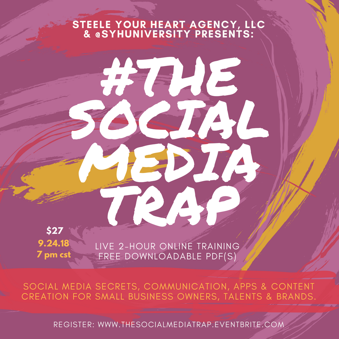Social Media Trap
