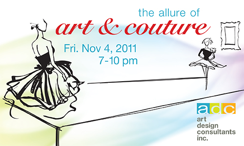 ADC art & couture Fri Nov 4 2011