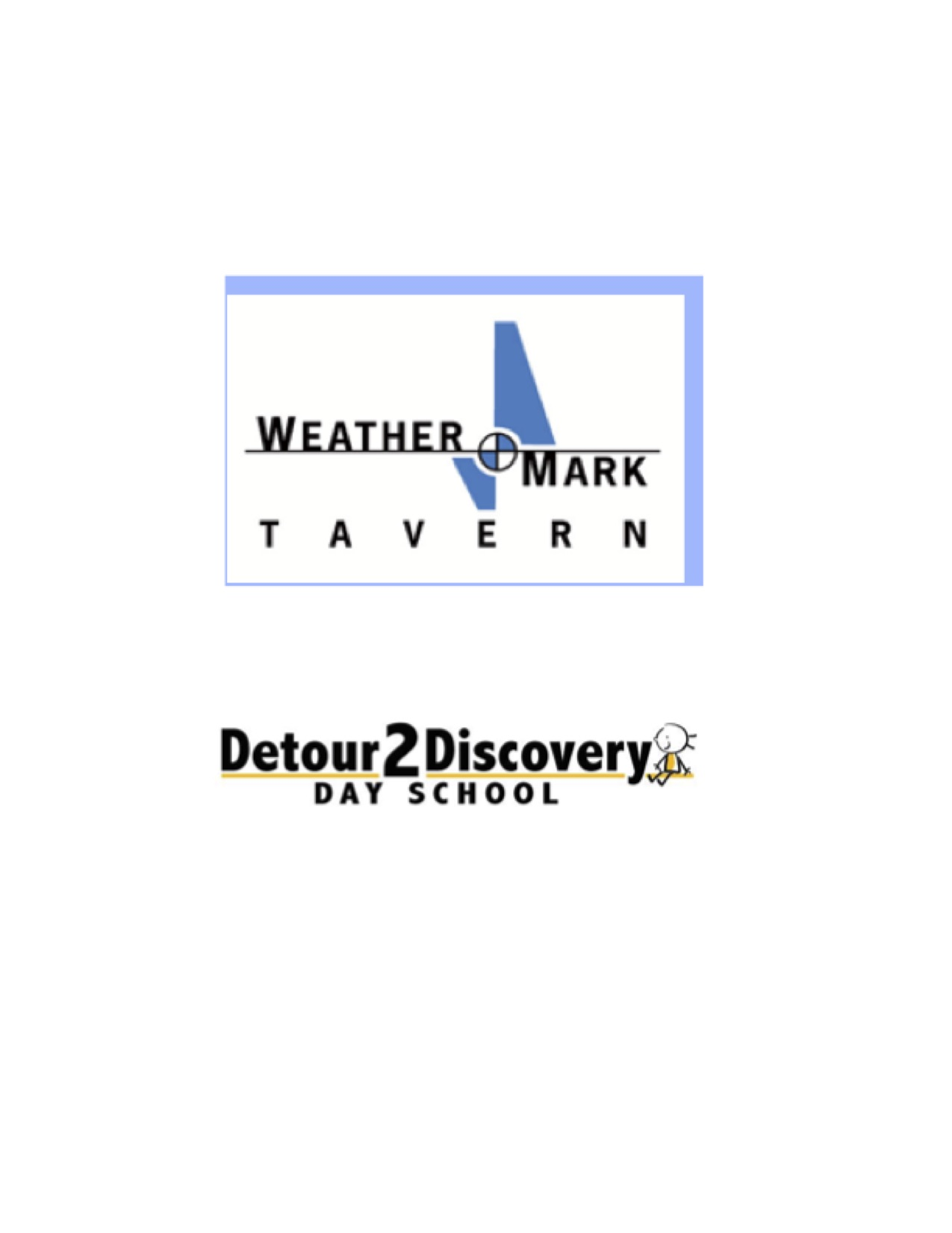 weather mark & detour