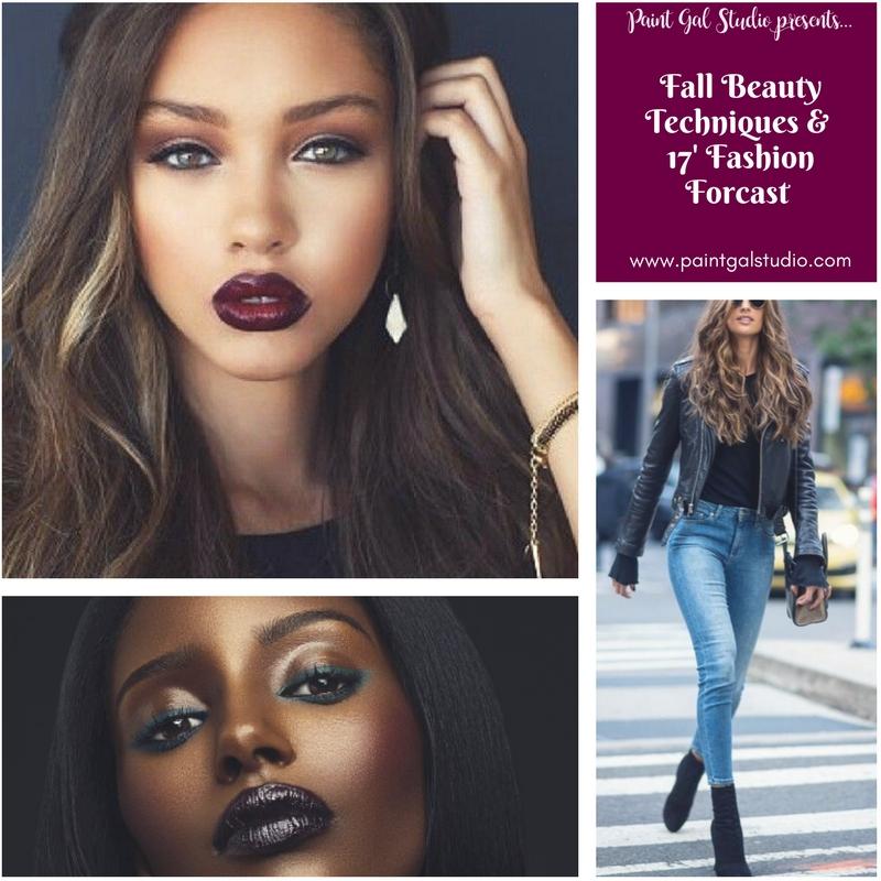 fall beauty makeup class