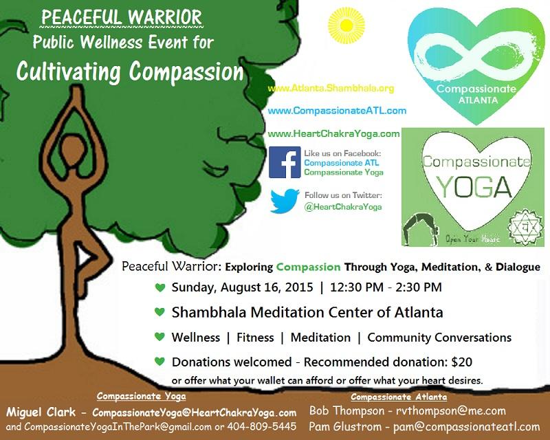 Mind Body & Soul WELLNESS Event