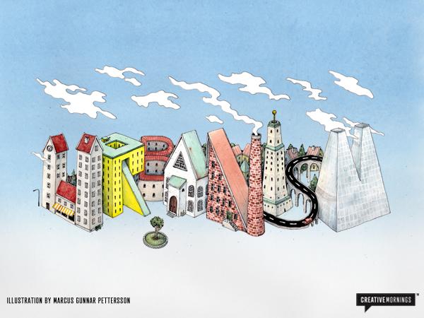 Urbanism Illustration