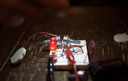 DIY Synth sound machine