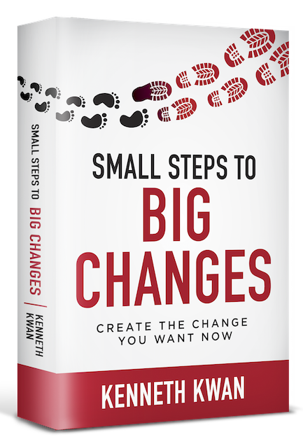 Small Steps To Big Changes side