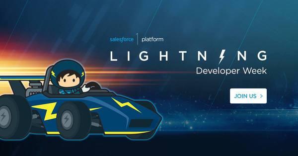 Salesforce Lightning Week