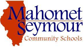 Image result for mahomet seymour logo