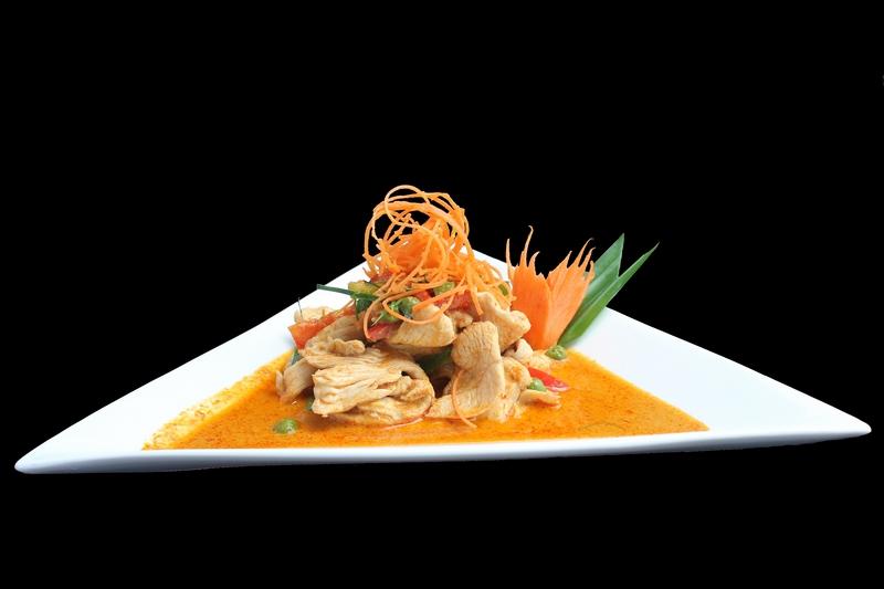 Ban Chok Dee Panang Curry
