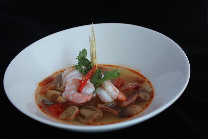 Ban Chok Dee Tom Yum Goong Soup