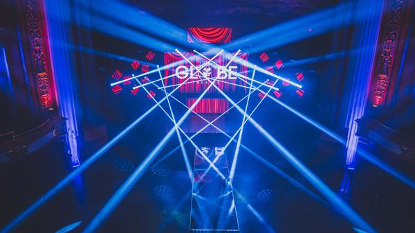 Globe Theatre LA Travesuras Party