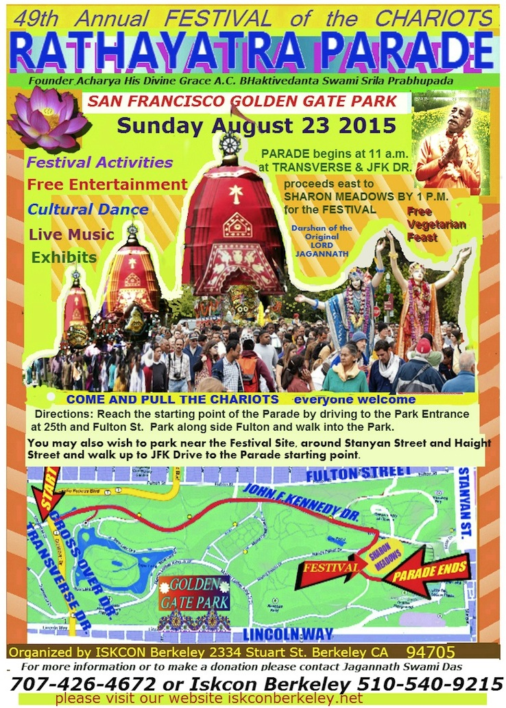 2015 SF Festival of the Chariots