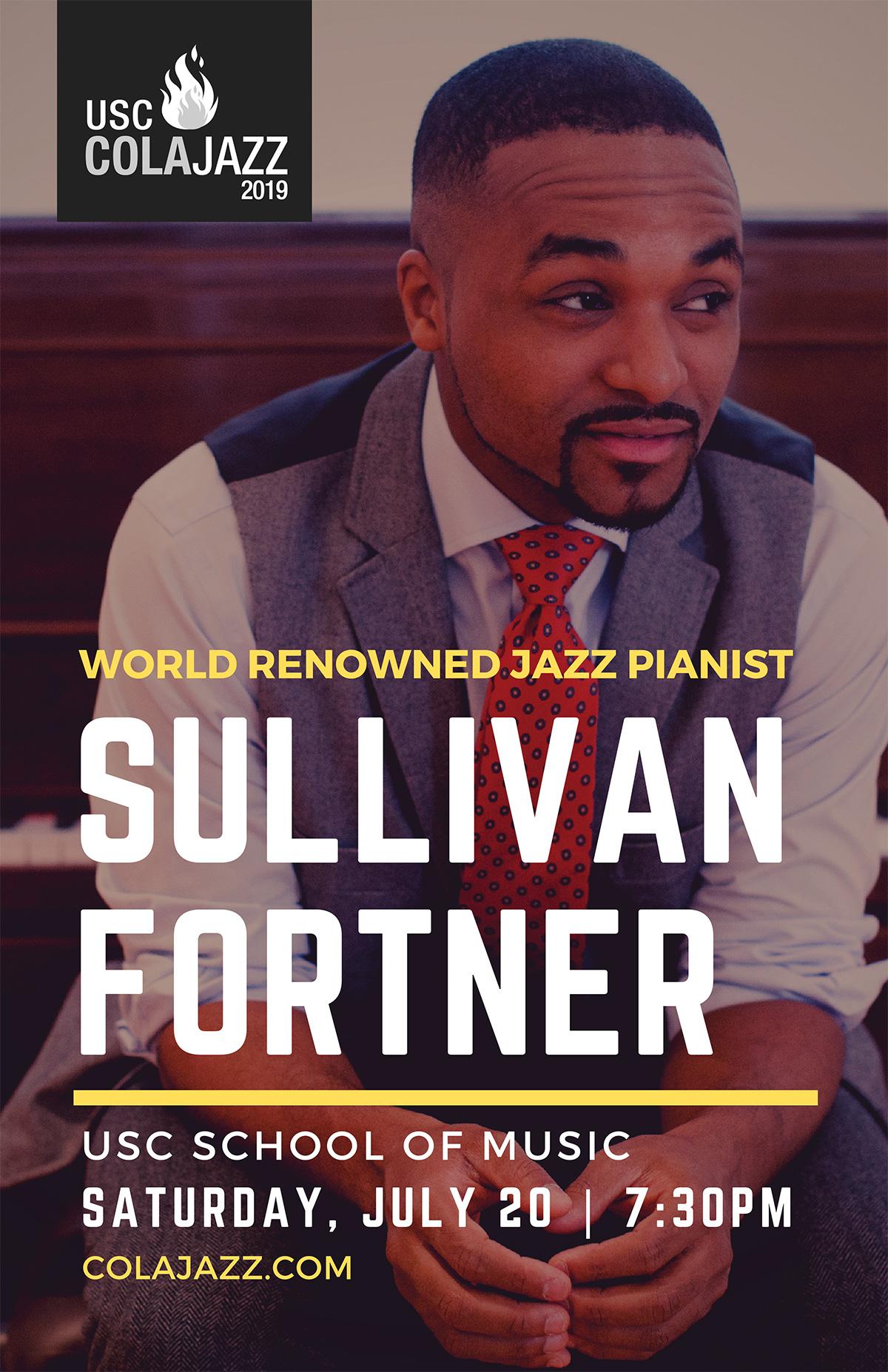 Sullivan Fortner ColaJazz
