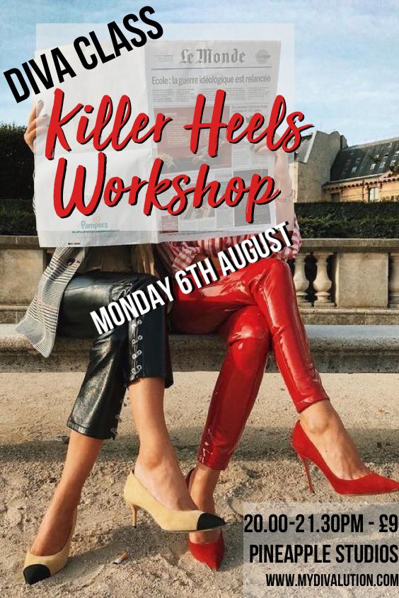 Killer Heels Workshop