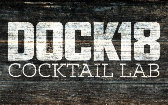 Dock18 Cocktail Lab