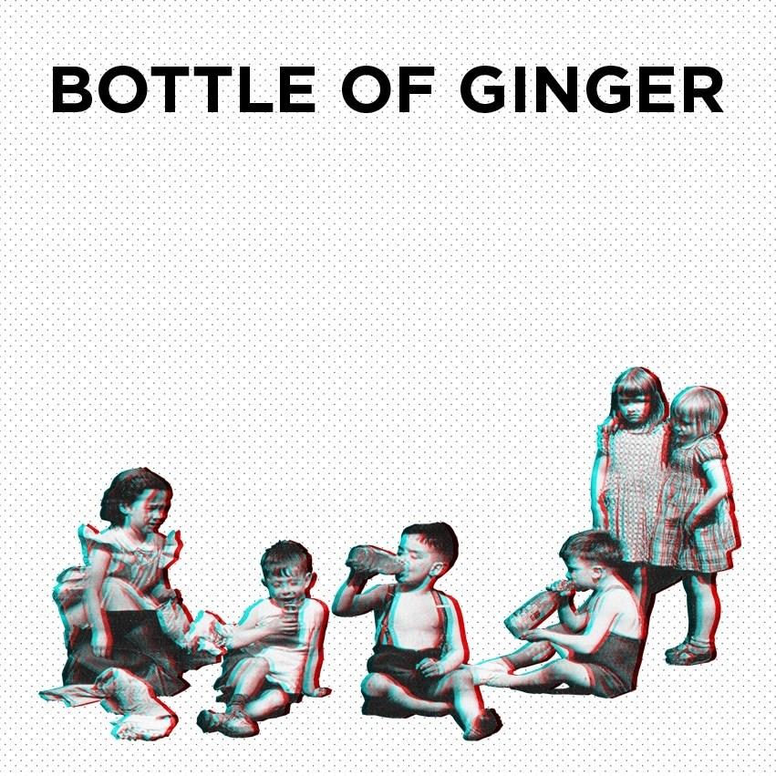 Bottle of Ginger