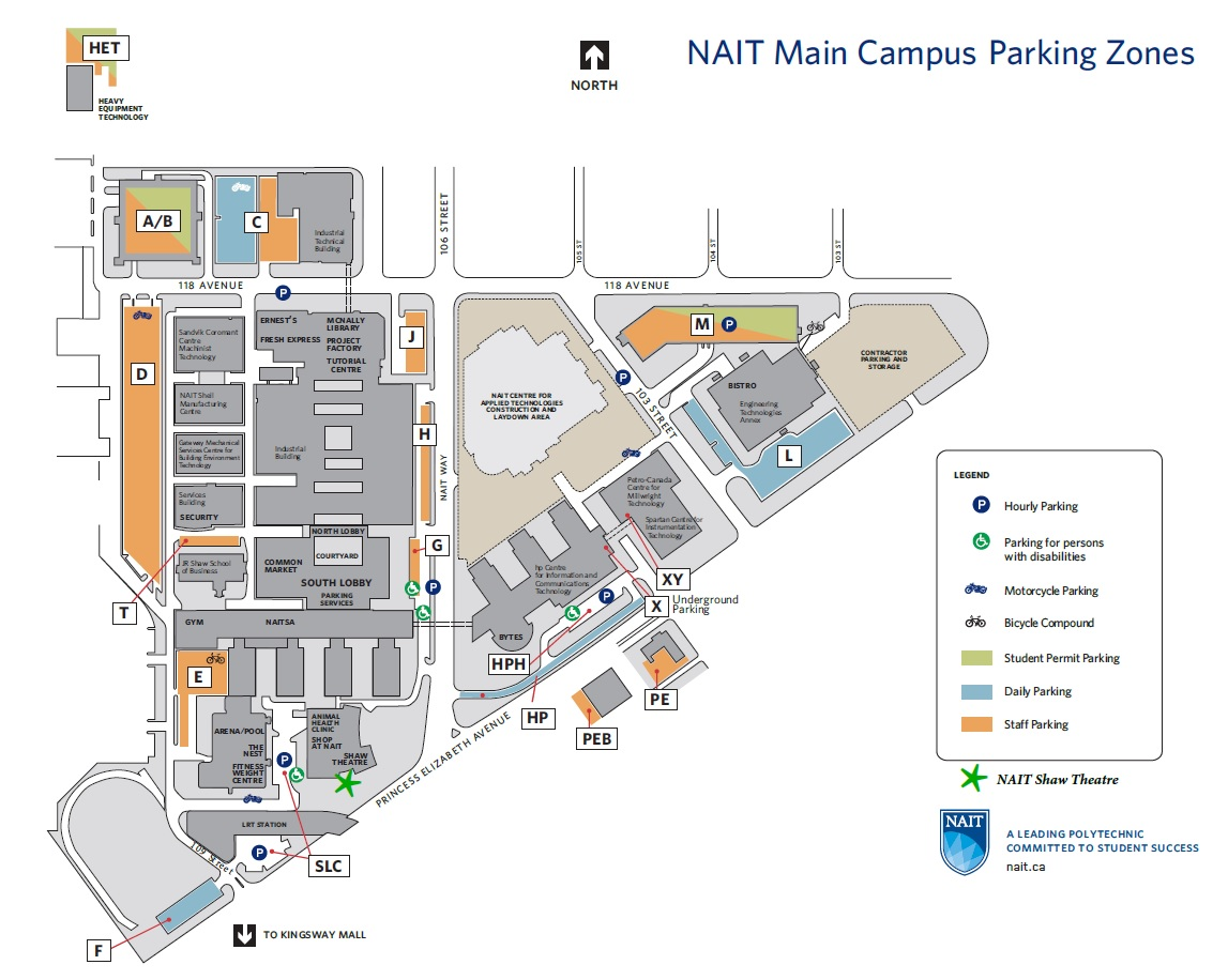 Nait Parking Map List of Synonyms and Antonyms of the Word: Nait Map