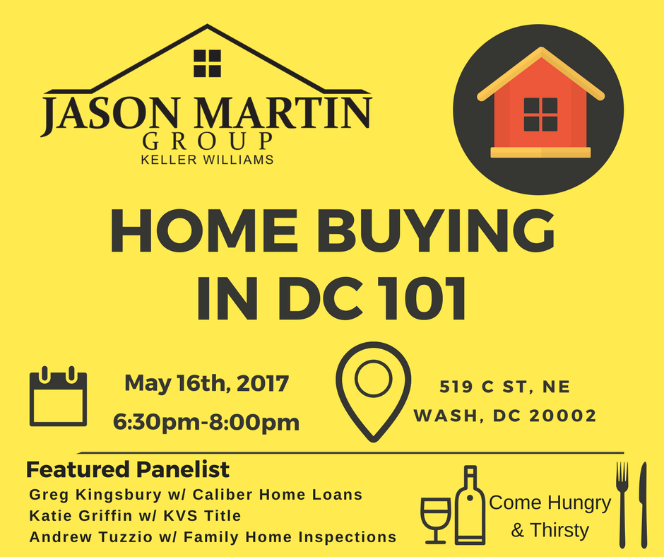 Buying a home in dc what you need to know tickets tue for Buying a home in washington dc