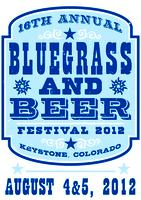 Keystone Bluegrass and Beer Festival 2012