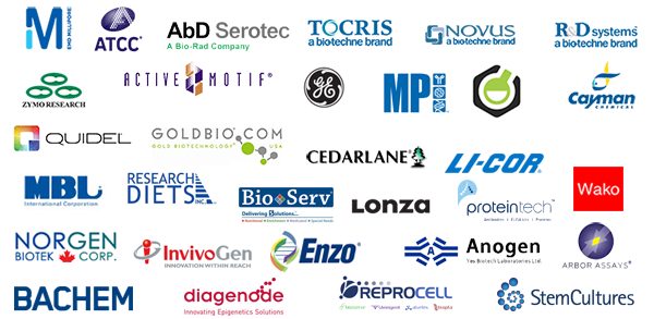 Life Science industry vendors exhibiting at the 2016 Cedarlane Expo