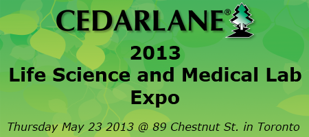 Cedarlane Life Science and Medical Lab Expo 2013