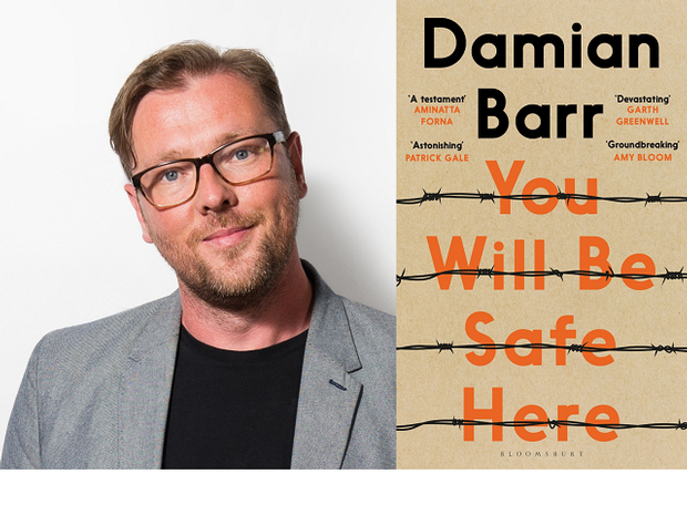 Damian Barr You will Be Safe Here