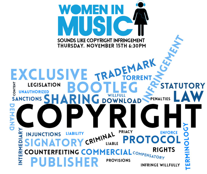 Sounds Like Copyright Infringement