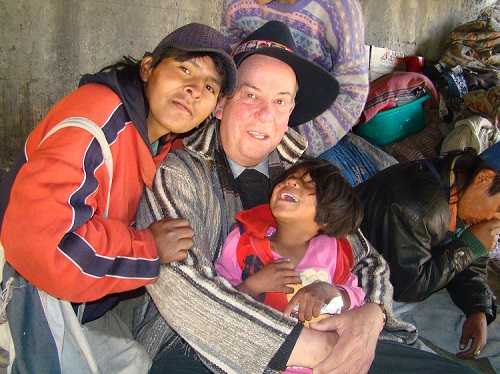 Arco Iris America - Father Jose Maria Neuenhofer - Bolivia's Street Children