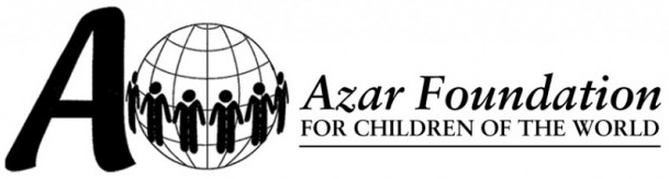 Azar Foundation for Children of the World - logo - Platinum Sponsor