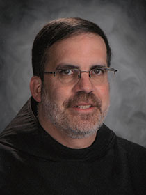 Bishop John Stowe, OFM Conv., was ordained as the third Bishop of the Roman Catholic Diocese of Lexington on May 5, 2015, succeeding Bishop Ronald Gainer who was appointed as Bishop of Harrisburg, PA in 2014.  Bishop John was born April 15, 1966 in Amherst, OH.  He attended grade school at St. Anthony of Padua Parish, staffed by the Conventual Franciscans, and Lorain Catholic High School. After a year of community college, Bishop John joined the formation program for the Conventual Franciscan Province of Our Lady of Consolation at St. Bonaventure Friary in St. Louis, MO. During the time of his candidacy he began studies in philosophy and history at St. Louis University and completed a Bachelor of Arts degree in each in 1990, after an interruption for his novitiate. He subsequently earned a Masters in Divinity and a Licentiate in Church History from the Jesuit School of Theology in Berkeley, CA.  Bishop John made his solemn vows on August 1, 1992, and was ordained to the priesthood on September 16, 1995.  Bishop John served in Texas as a pastor, Moderator of the Curia, and eventually as Chancellor for the Diocese of El Paso. In 2010, he was elected Vicar Provincial of the Province of Our Lady of Consolation and became Pastor and Rector of the Basilica and National Shrine of Our Lady of Consolation in Carey, OH.  On March 12, 2015, Pope Francis named him the third Bishop of Lexington.