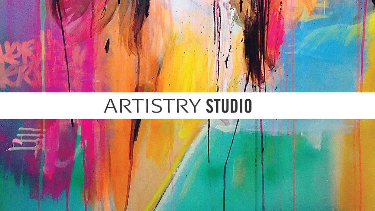 ARTISTRY Studio Line Graffiti