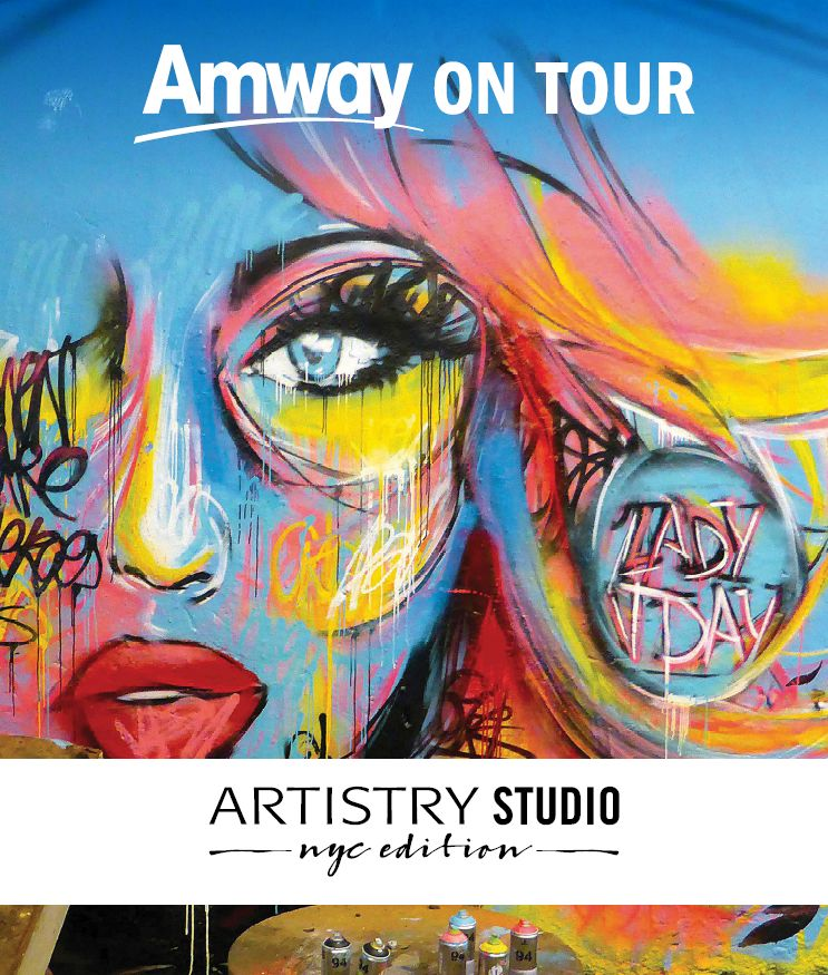 ARTISTRY Studio Line Collection New York Mottobild