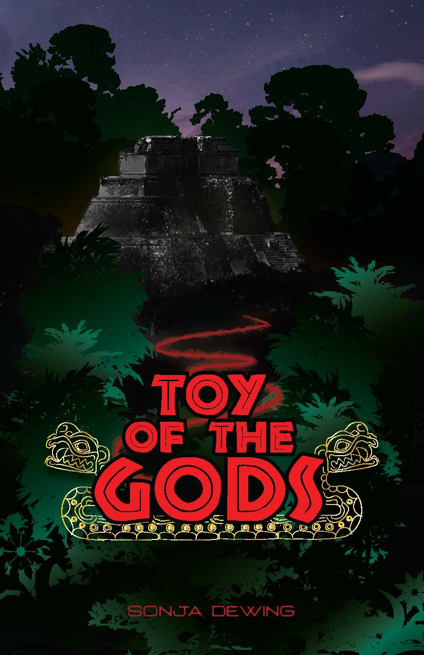 Toy of the Gods Book Cover