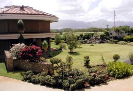 Takakura Gardens at the Hawaii Okinawa Center