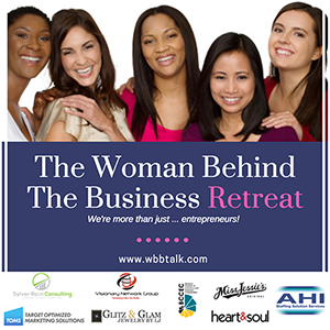 The Woman Behind The Business Retreat - Registration Promotion