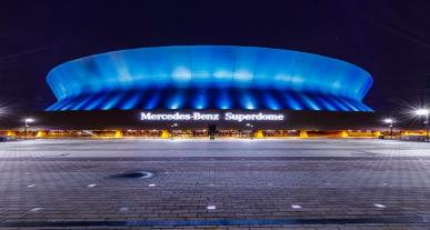 Sold out 2018 essence girls trip tickets new orleans for Hotels near the mercedes benz superdome