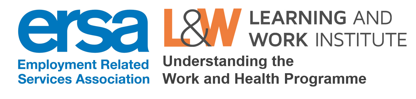 Understanding the Work and Health Programme