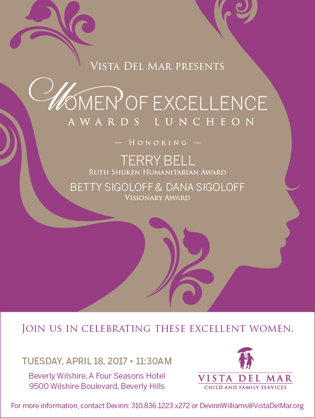 Woman of Excellence 2017