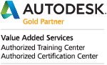 Autodesk Training Centre Logo