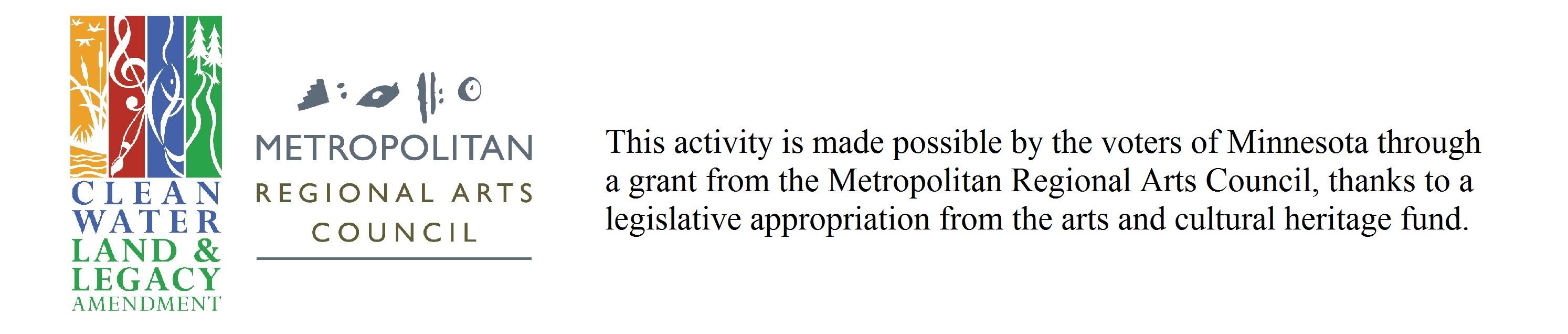 MRAC Grant acknowlegement