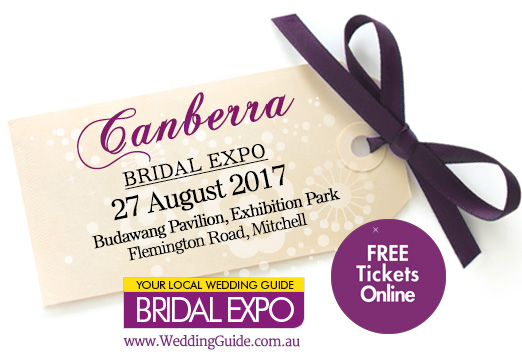 Save the Date - Canberra Bridal Expo - banner